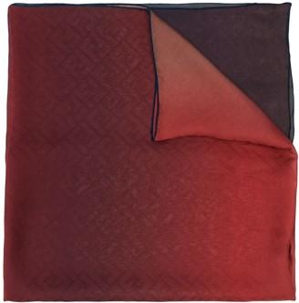 Fendi FF ombre scarf
