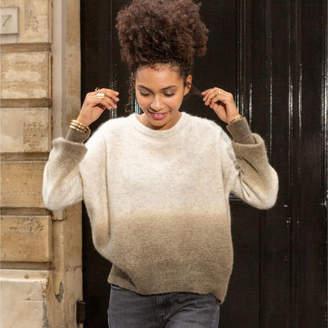 BEIGE Idano Olwen sweater