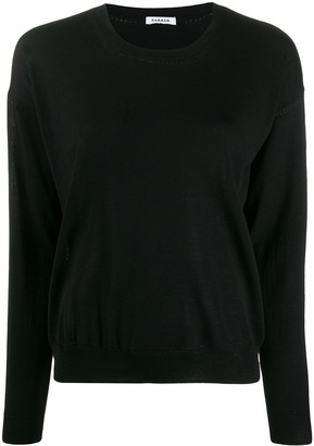 P.A.R.O.S.H. Slouchy Round Neck Sweater