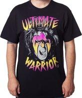 Freeze Men's Face Ultimate Warrior T-Shirt