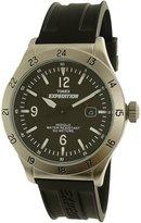Timex Men's Expedition T49878 Rubber Quartz Watch