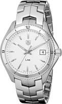 Tag Heuer Men's Link Dial Watch WAT1111.BA0950