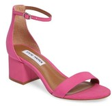 Steve Madden Women's Irenee Ankle Strap Sandal