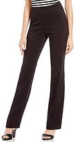 Westbound Petites the PARK AVE fit Bootcut Pants