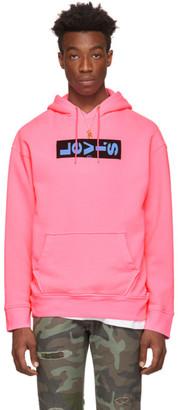 Levi's Levis Pink Oversized Hoodie