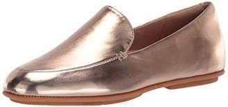 FitFlop Women's Lena Metallic Loafers Flat