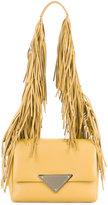 Sara Battaglia Teresa shoulder bag - women - Calf Leather - One Size