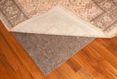 Durable, Reversible 2' x 3' Premium Grip Rug Pad for Hard Surfaces and Carpet