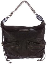 Thomas Wylde Textured Leather Hobo