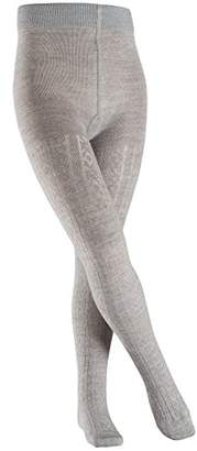 Falke Girl's Cable Tights,(7-9 Years Ι 48-50inch)