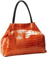 Big Buddha Gisele Satchel Handbag