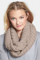BP Chevron Pointelle Infinity Scarf (Juniors)