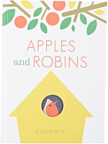 Chronicle Books Apples And Robins