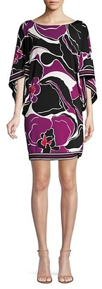 Trina Turk Casablanca Floral Dress