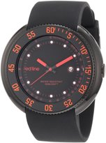 Redline Red Line Men's 50069-BB-01-RA Driver Dial Silicone Watch