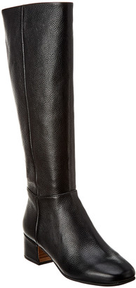 Gentle Souls By Kenneth Cole Ella Back Zip Leather Boot