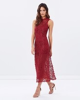 Alice McCall Bordeaux Dress