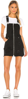 superdown Alima Zip Front Skirtall. - size L (also