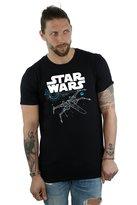 Star Wars Men's The Last Jedi X-Wing T-Shirt