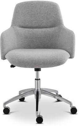 Apt2B Paseo Office Chair - LIGHT GREY