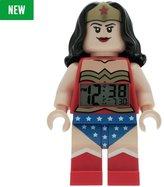 Lego DC Comics Super Heroes Wonder Woman Alarm Clock