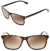 HUGO BOSS Wayfarer Sunglasses, 55mm