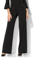 New York & Co. 7th Avenue Design Studio - Wide-Leg Pant - Modern - Leaner Fit - Double Stretch