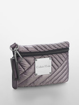 Calvin Klein Madison Quilted Coin Wallet
