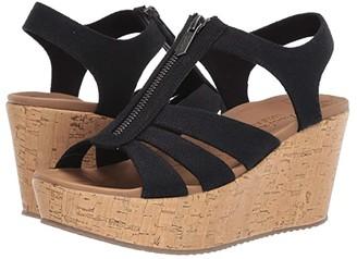 Skechers Brit - Go Getter (White) Women's Sandals