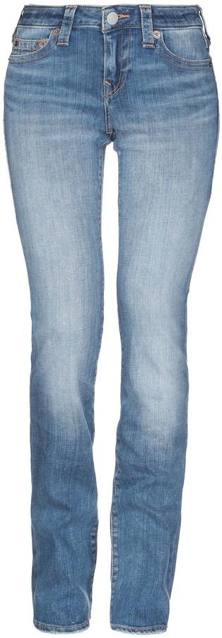 True Religion Denim pants - Item 42731722PT