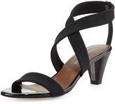 Donald J Pliner Vona Strappy Stretch Sandal, Black