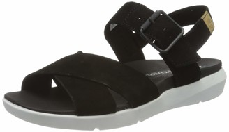 Timberland Wilesport Leather Women's Ankle-Strap Ankle Strap Sandals