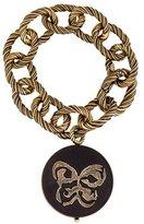 Bottega Veneta Butterfly Charm Bracelet