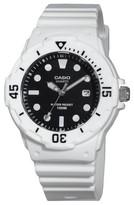 Casio Women's Diver Watch White (LRW200H-1EVCF