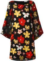 Alice + Olivia Alice+Olivia - floral print dress - women - Polyester/Spandex/Elastane - S