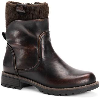 Muk Luks Bobbi Women's Ankle Boots