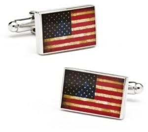 Cufflinks Inc. Vintage Usa Flag Cufflinks