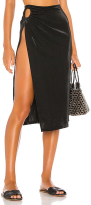 superdown Corinne Midi Skirt