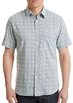 Billy Reid Claud Woven Shirt