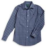 Lauren Ralph Lauren Boy's Plaid Button-Down Shirt