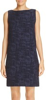 Eileen Fisher Sleeveless Boat Neck Dress