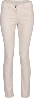Brunello Cucinelli Garment Dyed 5 Pocket Jean