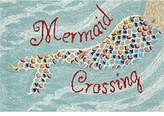 "Liora Manné FT123A51103 Water Whimsy Sea Maid Rug, 24"" x 36"""