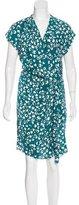 Diane von Furstenberg Balisi Silk Dress
