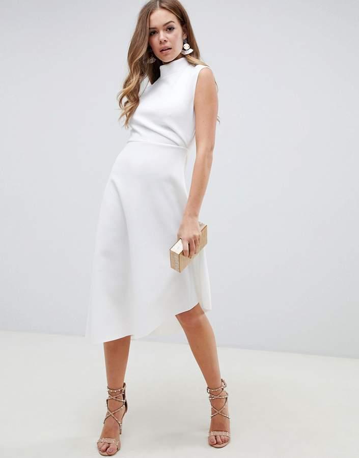 e9143f28a747 Scuba Skater Dress - ShopStyle