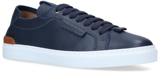 Ermenegildo Zegna Ferrara Leather Sneakers