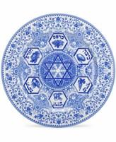 Spode Dinnerware, Judaica Passover Seder Plate