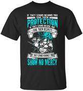 Emily Gift Shop If They Stand Against- Goku Inspirational- Dragon Ball T-Shirt-Unisex