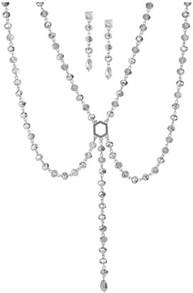 Linea by Louis Dell'Olio Swag Set, Necklace and Earrings