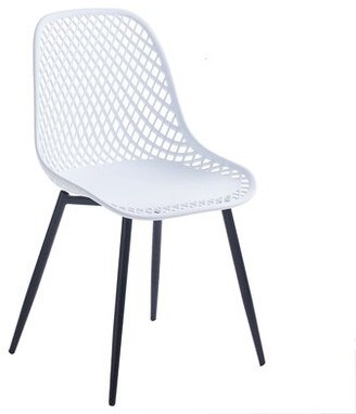 Hashtag Home Tanner Side Chair Color Ice Blue Shopstyle